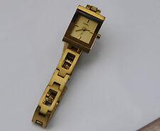 Fossil  F2 ES-9135  wunderschöne  Damen Armband  Uhr Gold/Edelstahl Gehäuse/Band