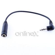 Cable Adaptador Mini Jack 2,5mm Macho a Mini Jack 3,5mm Hembra a793