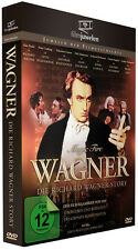 Wagner - Die Richard Wagner Story - Filmjuwelen DVD - (Magic Fire - Frauen um..)