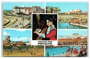 Postcard Porthcawl Wales