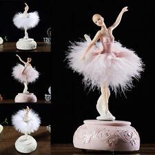 Ballerina Spieluhr Spieldosen Musikbox Weihnachten Geburtstags Mädchen Geschenk