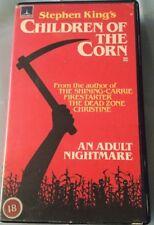 VHS Stephen King's Children of the Corn (Thorn Emi) FSK 18