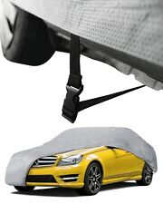 Best on the Market ! | Wind-Proof & Waterproof Premium Car Cover |  X Large XL
