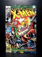 COMICS: Marvel: Uncanny X-men #105 (1977), Lilandra's name first revealed - RARE