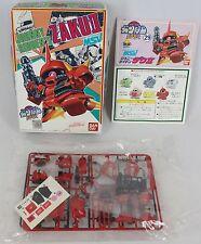 BANDAI 1989 27823-300 No. 29 Johnny Ridden's Zaku II MSV OPEN BOX - NEW