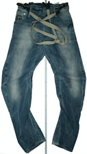 G-Star Arc 3D Loose Tapered Braces Herren Jeans Hose W28 L32 28/32 Blau NEU GS9