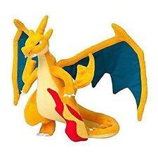 "Pokemon Center Charizard Character Stuffed Plush 12"" Dragon Doll Toy XMAS Gift"