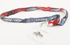 NEW Universal Studios Orlando Fast and Furious Family Forever Reversible Lanyard