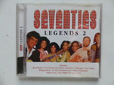 CD compil Seventies Legends 2 ROSE ROYCE CHICAGO MUD MUNGO JERRY APWCD1246
