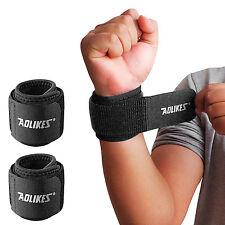 2 x Handbandage Sportbandage Gelenk Stütze Handgelenkbandage mit Klettverschluss