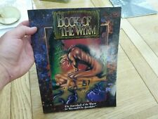 BOOK OF THE WYRM SOURCEBOOK ROLL PLAY SOFTBACK WHITE WOLF