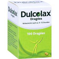 dulcolax drag. Boîte 100 pièces pzn 6800196