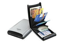 Tru Virtu Kreditkarten Etui FAN Silk Silver Arrow mit RFID Schutz gegen Auslesen