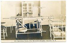 RPPC Operating Room Interior Fox Memorial Hospital Oneonta NY Otsego County