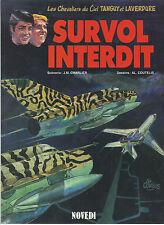 BD Tanguy et Laverdure - Survol interdit - EO  - 1988 -TBE- Coutelis AL.
