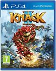 Knack 2 (PS4) Brand New & Sealed - In Stock Now - UK PAL - Fast Delivery