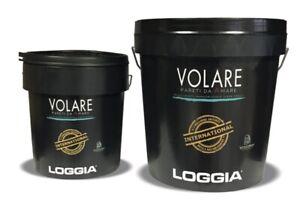 "Marmorino Medium Venetian Plaster -Mineral Based- 1kg Pot ""Volare"" by Loggia"