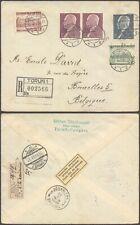 Poland 1938 - Registered Cover Torun D67