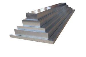 40 x 3mm Flat Bar Qty 4 pieces @995mm Aluminium Online Australia
