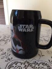 Star Wars Black Storm Trooper Mug Large 21oz excellent condition No chips