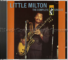 """Little Milton - """"The Complete Stax Singles"""" - MINT 1995 CD on Stax - 20 Tracks"""