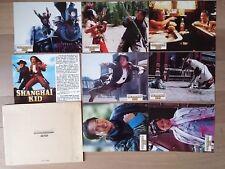 8 photos cinéma   SHANGHAI KID   Jackie Chan Chon Wang