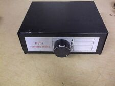 "Data Transfer Switch ""A B D E"" *FREE SHIPPING*"