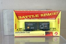 TRIANG HORNBY R249 BATTLE SPACE EXPLODING CAR WAGON SEALED TRAY MIB pv
