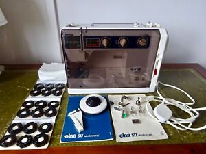 Elna Air Electronic SU Multi Programme Sewing Machine & Table - Spares & Repair