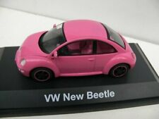 1/43 Schuco VW New Beetle Think Pink 04535