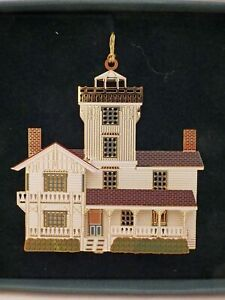 Shelia's Collectibles Ornament - Point Fermin lighthouse - #OR009 - NIB