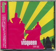 Visqueen-KING ME CD JAPAN PRESS + bonus Kim Warnick Fastbacks Seattle pop punk