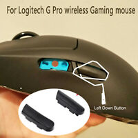 Mouse Side Button Side Keys Replacement for Logitech G Pro Wireless Gaming Mouse