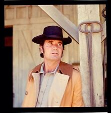 JAMES GARNER NICHOLS RARE ORIGINAL 1971 NBC TV PHOTO TRANSPARENCY