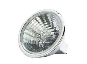 NEW! GE 20857 Q20MR16C/CG40BAB Halogen Lamp 12V 20W 40° Beam