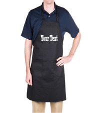 Personalized  apron w/ your text or Logo free shipping printed in USA-Ryduntees
