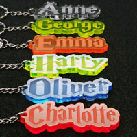 HARRY POTTER Personalised  ANY NAME KEYRING KEYCHAIN GIFT SCHOOL BAG  WORD WOW