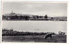 AK, Gosen - Neu Zittau, Blick über den Wernsdorfer See zur Schiller-Warte, 1940