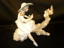 Lladro ~ Springtime Friends 6140 Mint ~Gorgeous~ Fabulous Holiday Gift! Wow!