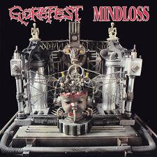 Gorefest - Mindloss 2 x LP - 180 Gram Black Vinyl DEATH METAL - Sealed NEW COPY