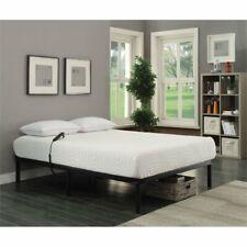 Coaster Stanhope Full Adjustable Bed Base in Black
