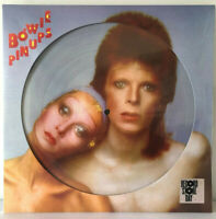 "RSD 2019 David Bowie Pinups 12"" LP Picture Vinyl Pin Ups Record Store Day NEU"