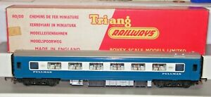 Triang 00 Gauge R426 Midland Blue Pullman Parlour Centre Coach Type 6 VNMIB