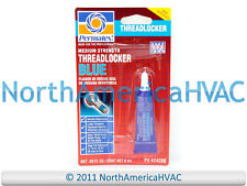 "LOCTITE Nut and Bolt Threadlocker Thread Locker 1/4""-3/4"" Fastners Blue242"