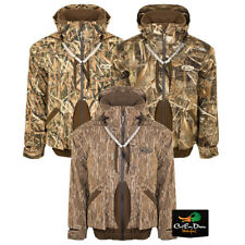 DRAKE WATERFOWL SYSTEMS GUARDIAN FLEX FULL ZIP JACKET CAMO INSULATED COAT