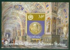 2010 Vatican City Sc# 1451: Reopening of Vatican Library MNH - Minibook