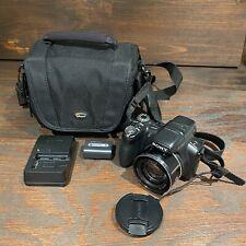 Sony Cybershot DSC-HX1 20x Optical Zoom 9.1 MP Digital Camera 3.0 Inch LCD