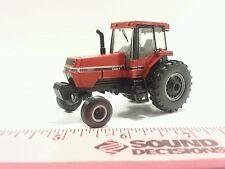 1/64 ERTL custom case ih 8950 tractor single rear 2wd front rims farm toy