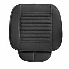 Car Vehicle Front Seat Cover PU Leather Single Bucket Seat Protector Mat Cushion