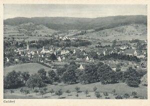 Ansichtskarte Baden Württemberg  Gaildorf